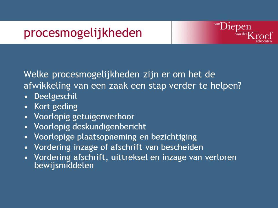 Directe actie – jurisprudentie IV Rb Rotterdam 18/3/2009 BI2837 Overgangswet: art.