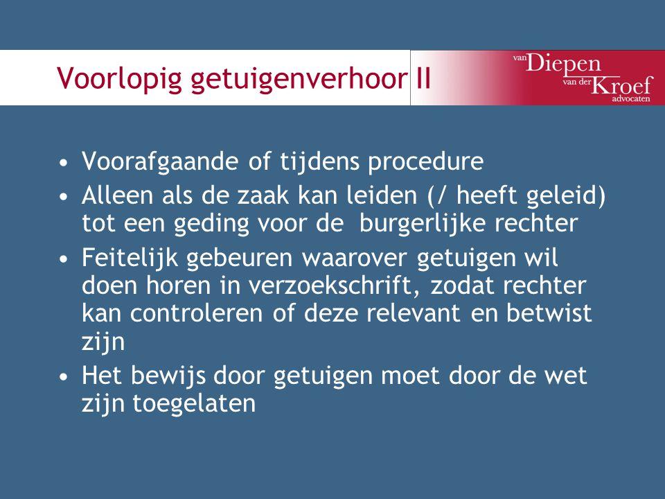 Deelgeschil Praktijk tot nu toe 12 gepubliceerde zaken waarvan 2 niet als deelgeschil zijn aangemerkt (www.rechtspraak.nl)