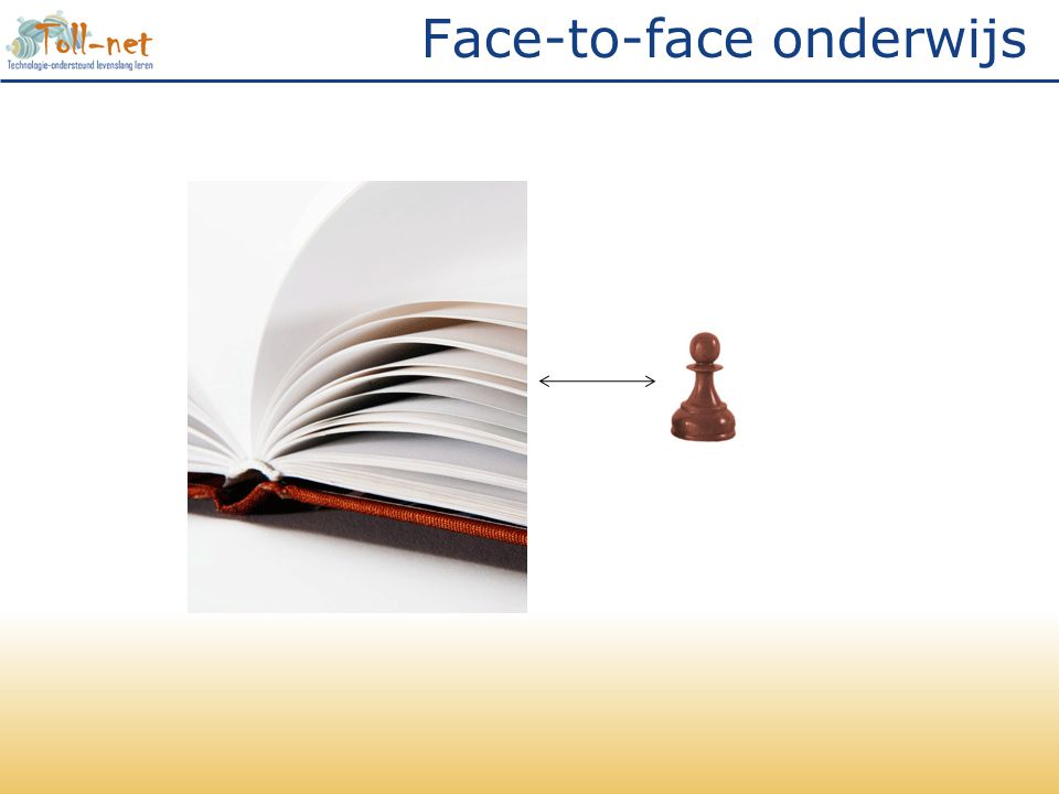 Face-to-face onderwijs