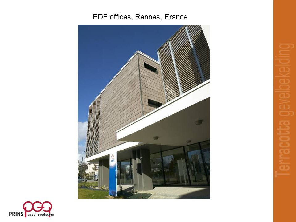 EDF offices, Rennes, France