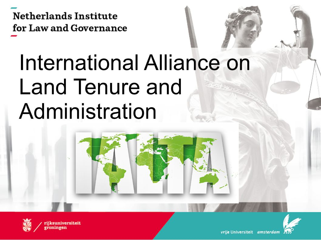 International Alliance on Land Tenure and Administration