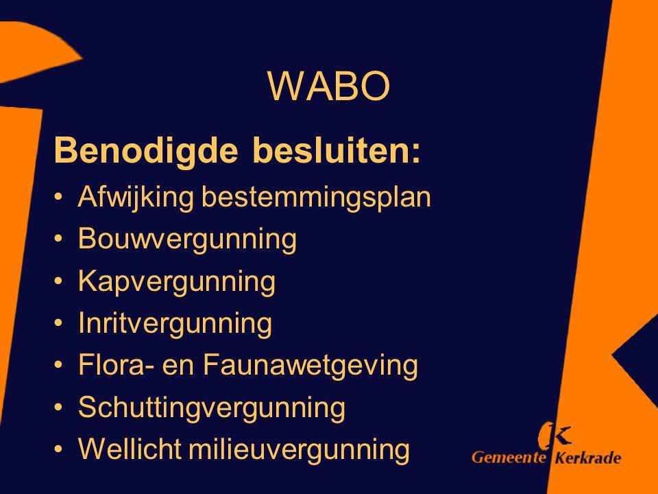 Vergunningsvrij bouwen Met invoering van WABO (BOR) (veel) meer vergunningsvrij voor de activiteit bouwen Voorerf - Achtererf
