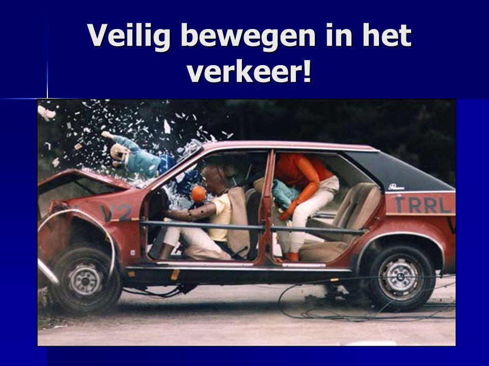 Veilig bewegen in het verkeer!