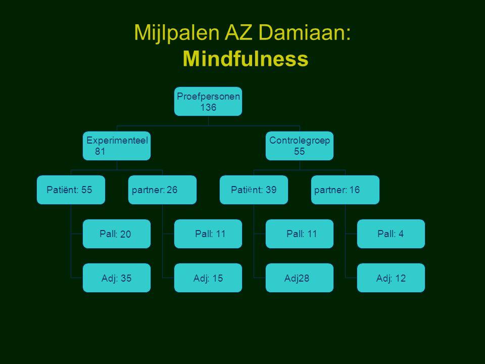 Mijlpalen AZ Damiaan: Mindfulness