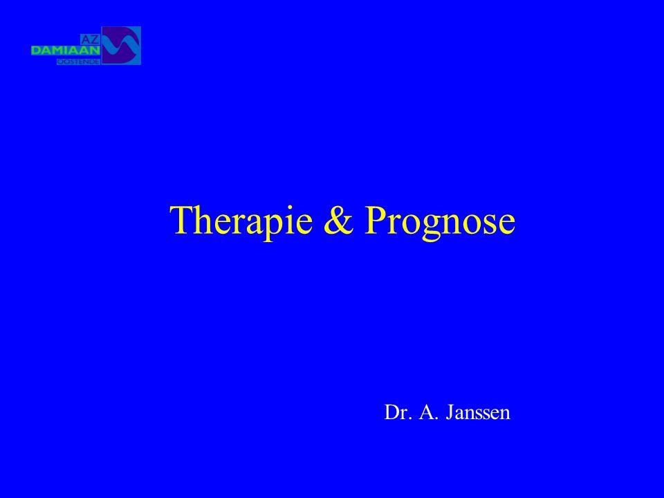 Therapie & Prognose Dr. A. Janssen