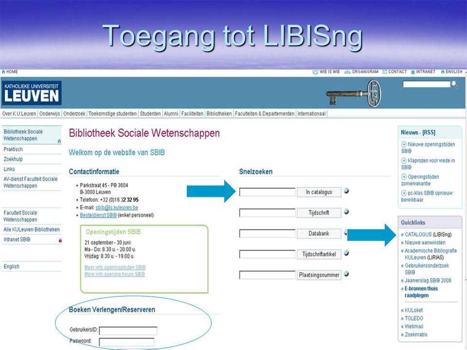 Full-text databanken: statistieken Via homepagina SBIB databanken :  Source OECD  World Development Indicators / WDI Via Links -knop op website SBIB:  Selecteer onderwerp: statistieken