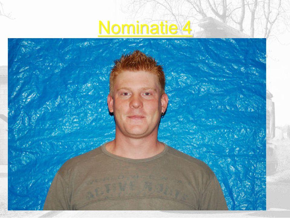 Nominatie 4 NBBE