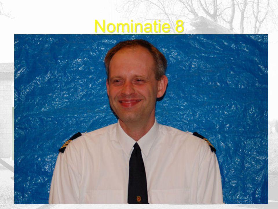 Nominatie 8