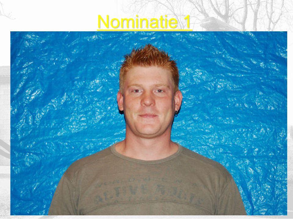 Nominatie 1