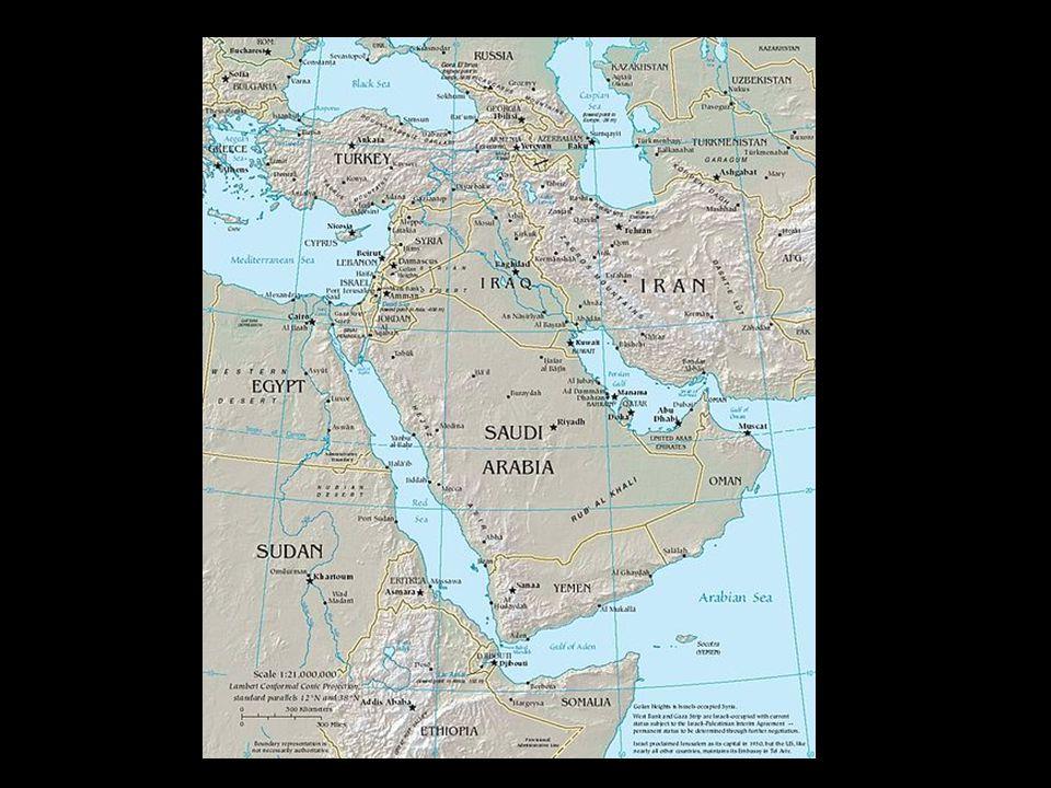 De opvolging van Mohammed: Soennieten en Shi'iten Mohammed (ca.