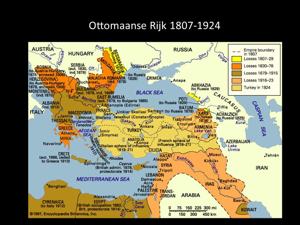 Ottomaanse Rijk 1807-1924
