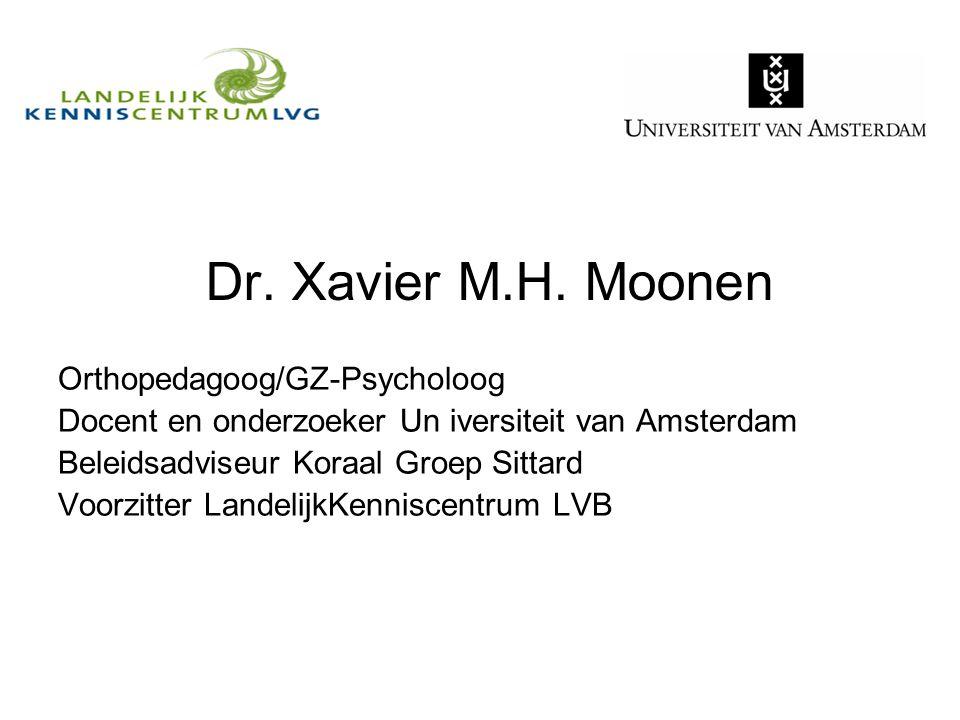 Dr. Xavier M.H.