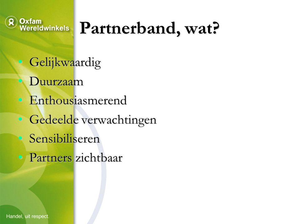 Partnerband, wat.