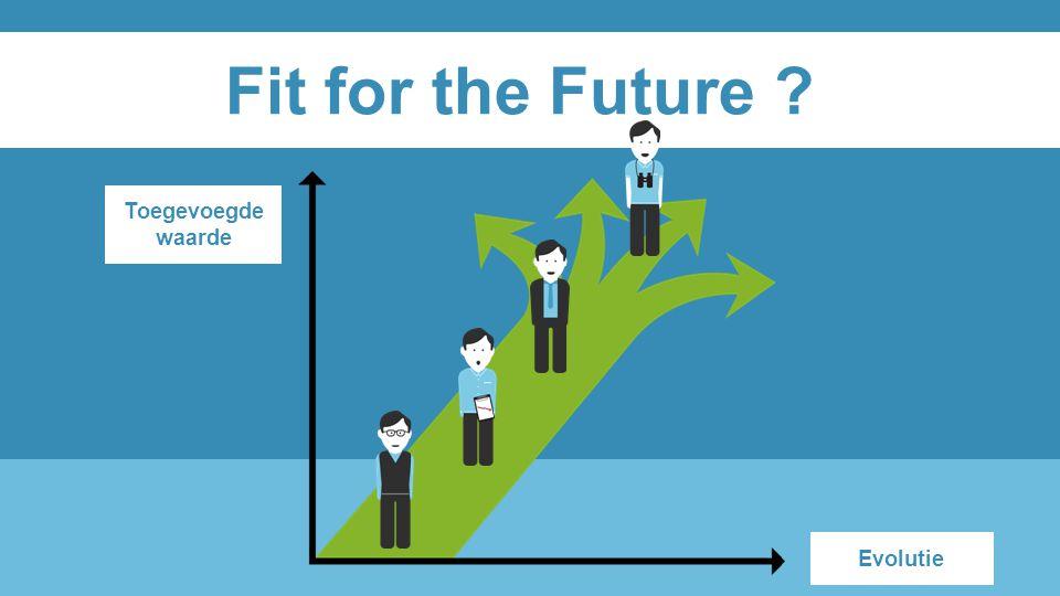 Fit for the Future ? Toegevoegde waarde Evolutie