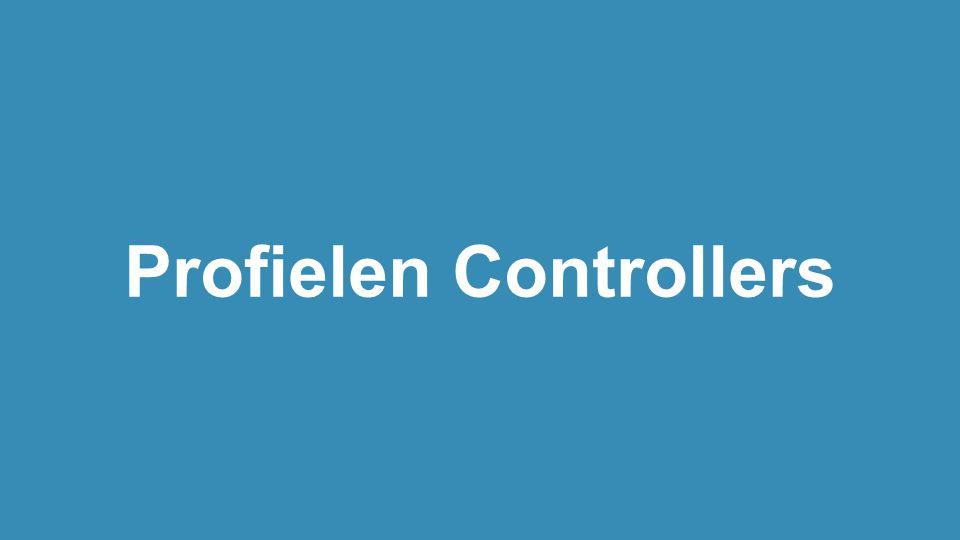 Business Controller Financial Controller Risk Controller Even voorstellen...