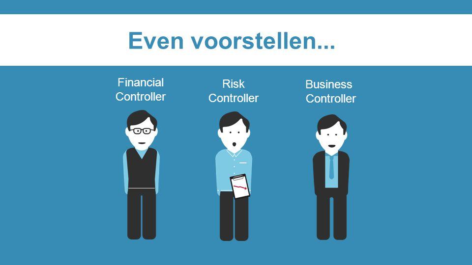 Financial controller Boekhouder Back to Basics Budgetting