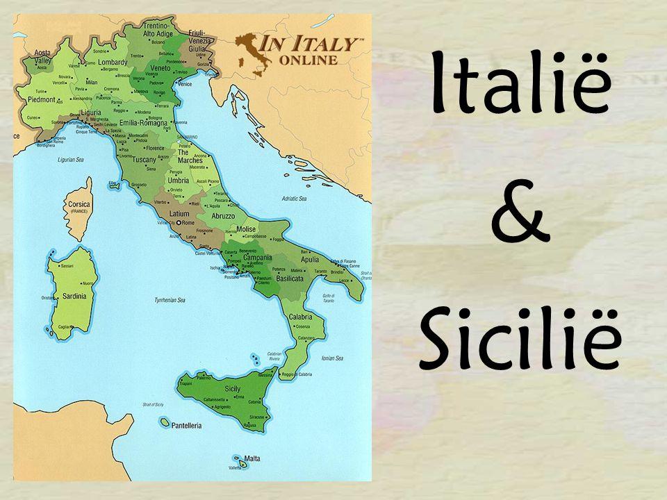 Italië & Sicilië