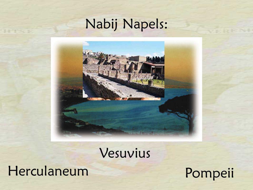 Nabij Napels: Vesuvius Pompeii Herculaneum