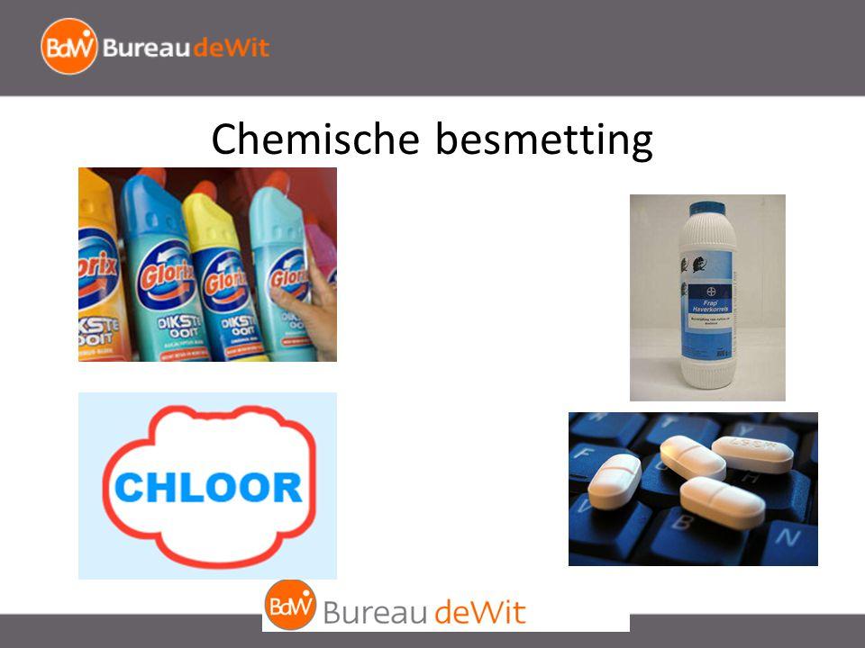 Reiniging en Desinfectie Zichtbaar / Grofvuil verwijderen Schoonmaken met schoonmaakmiddel Desinfectie Naspoelen Gebruik alleen schone schoonmaakmaterialen Volg gebruiksinstructies producent op!