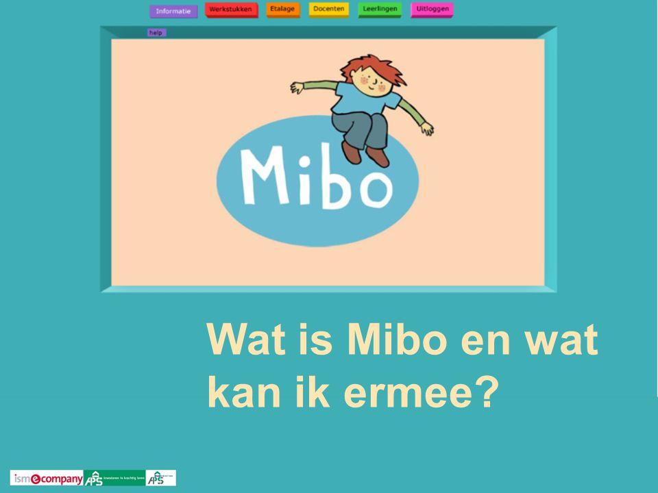 Wat is Mibo.