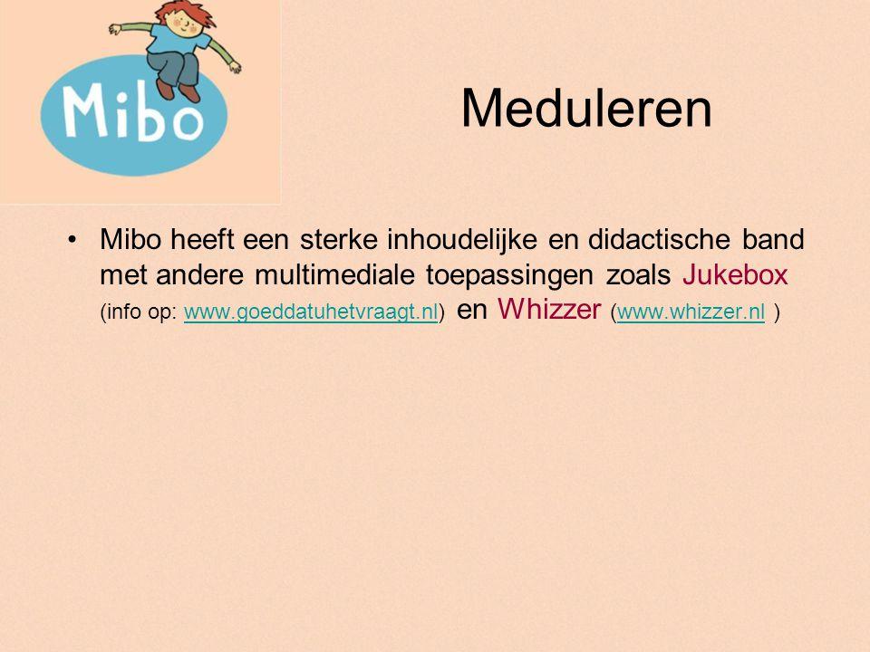 Hoe kan ik Mibo gebruiken.