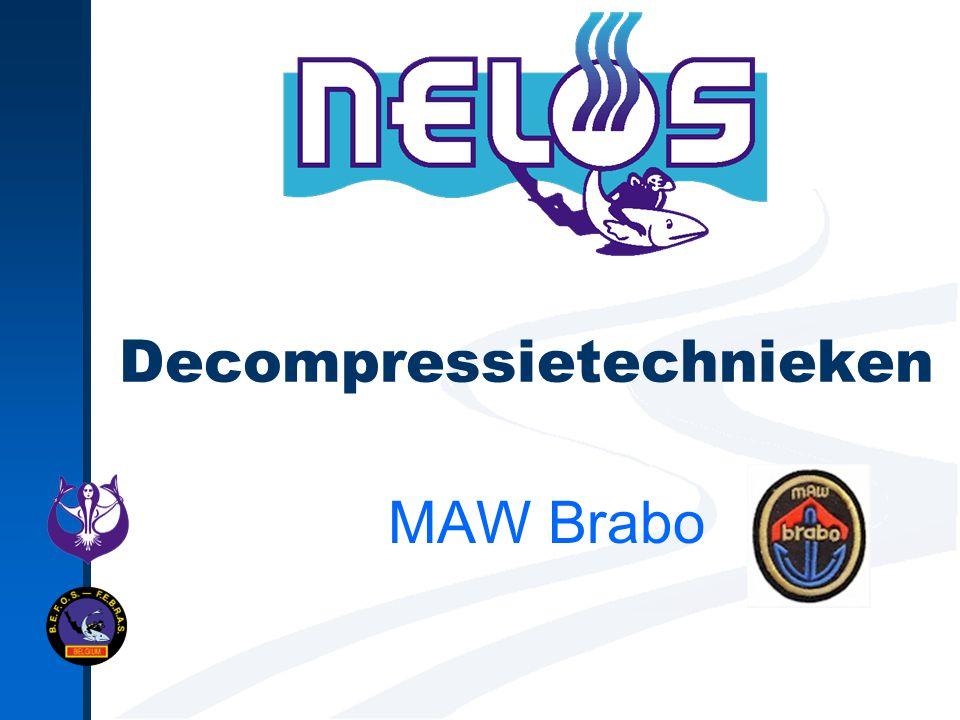 Decompressietechnieken MAW Brabo