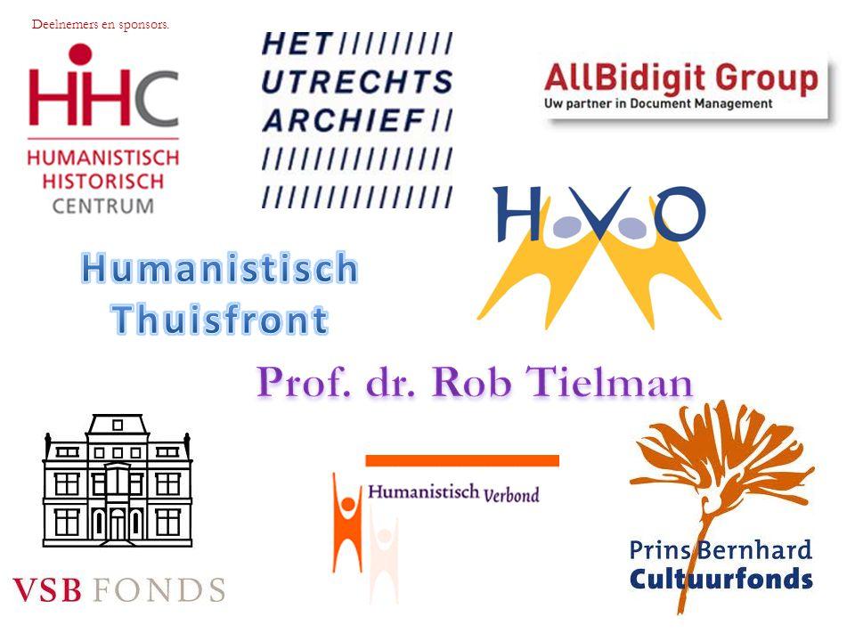 Deelnemers en sponsors.