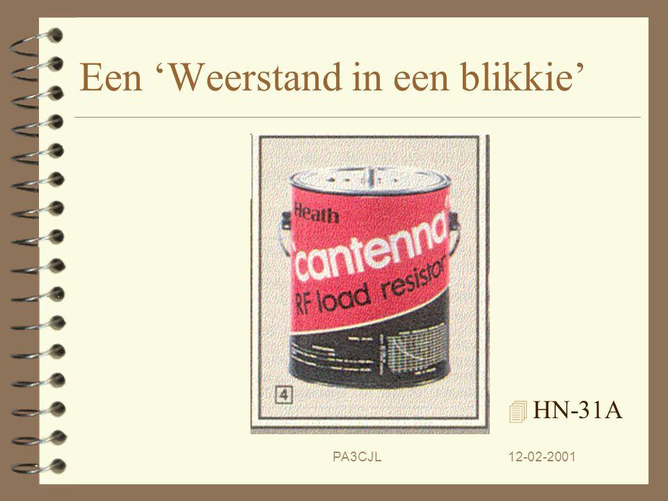 12-02-2001PA3CJL Een classic, de HW-101