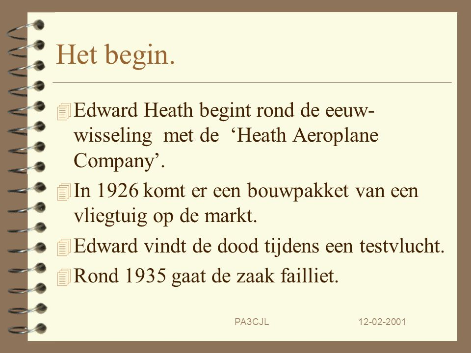 The Heathkit Company Rick Rabouw, PA3CJL Naar het boek van Cuck Penson WA7ZZE 'Heathkit, A guide to the Amateur Radio Products'.