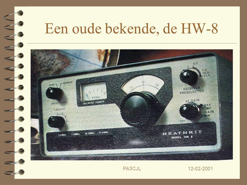 12-02-2001PA3CJL De ellende gaat door. 4 Dit concept blijkt te revolutionair, er zijn te veel problemen met de sets. 4 De concurentie wordt moordend,