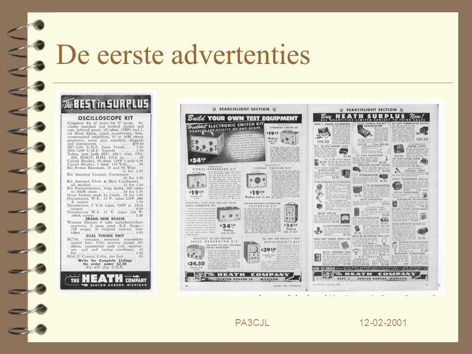 12-02-2001PA3CJL De eerste advertenties