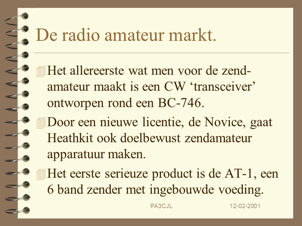 12-02-2001PA3CJL De radio amateur markt.