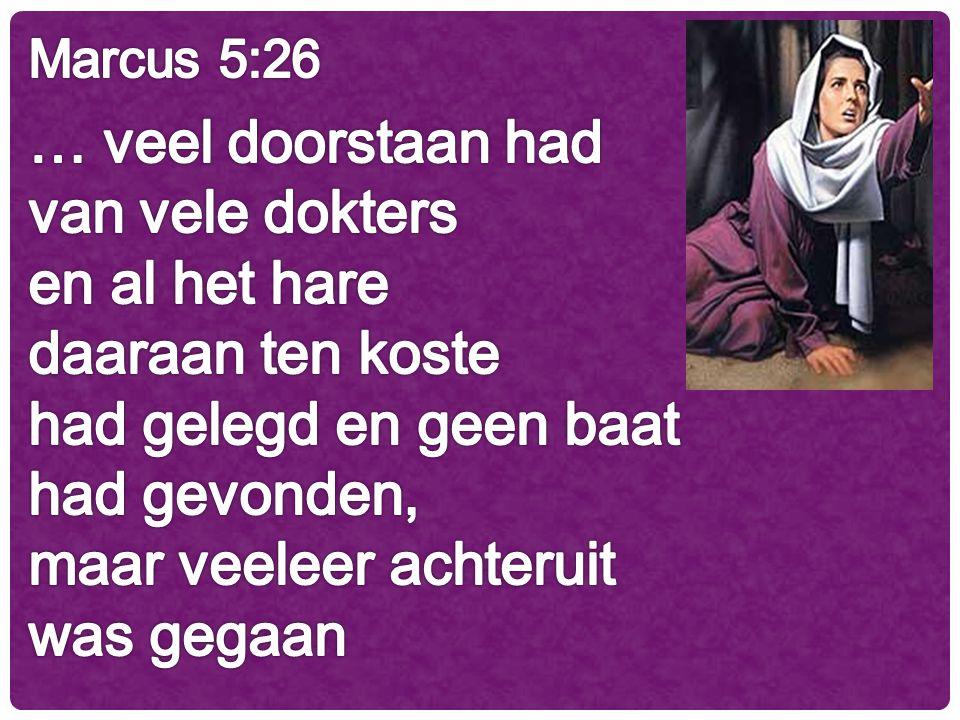 Marcus 1:25 En Jezus bestrafte hem zeggende: Zwijg stil en ga uit van hem.