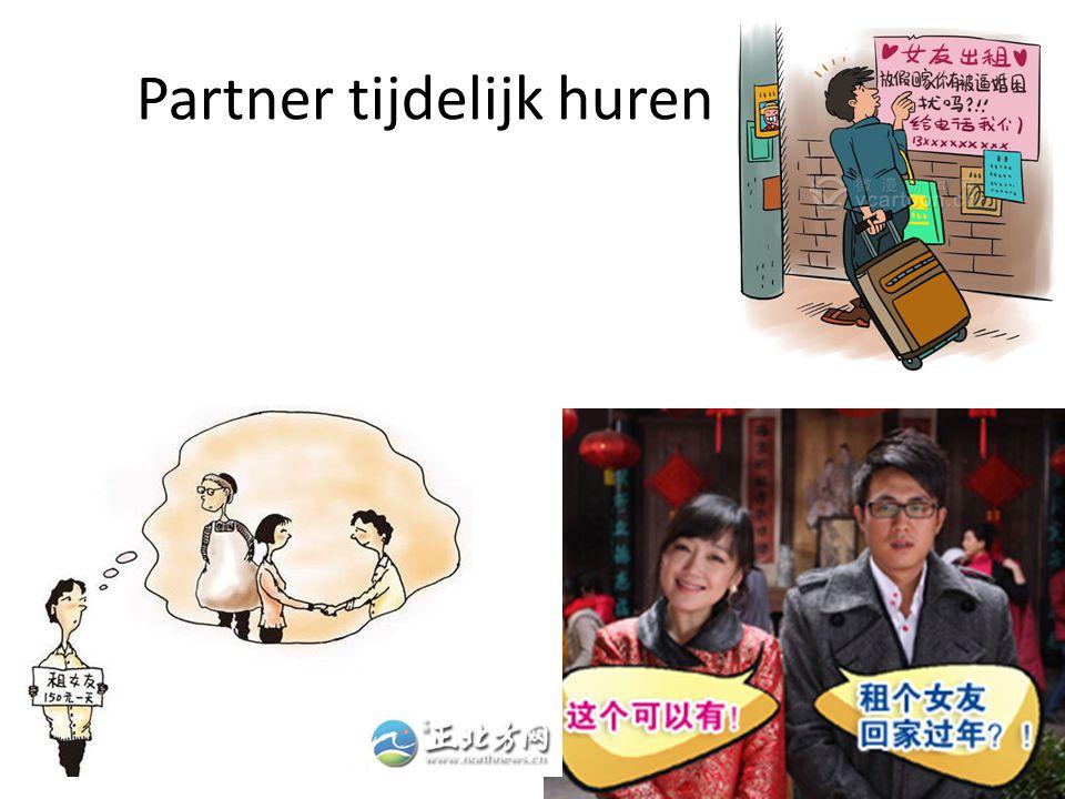 Partner tijdelijk huren