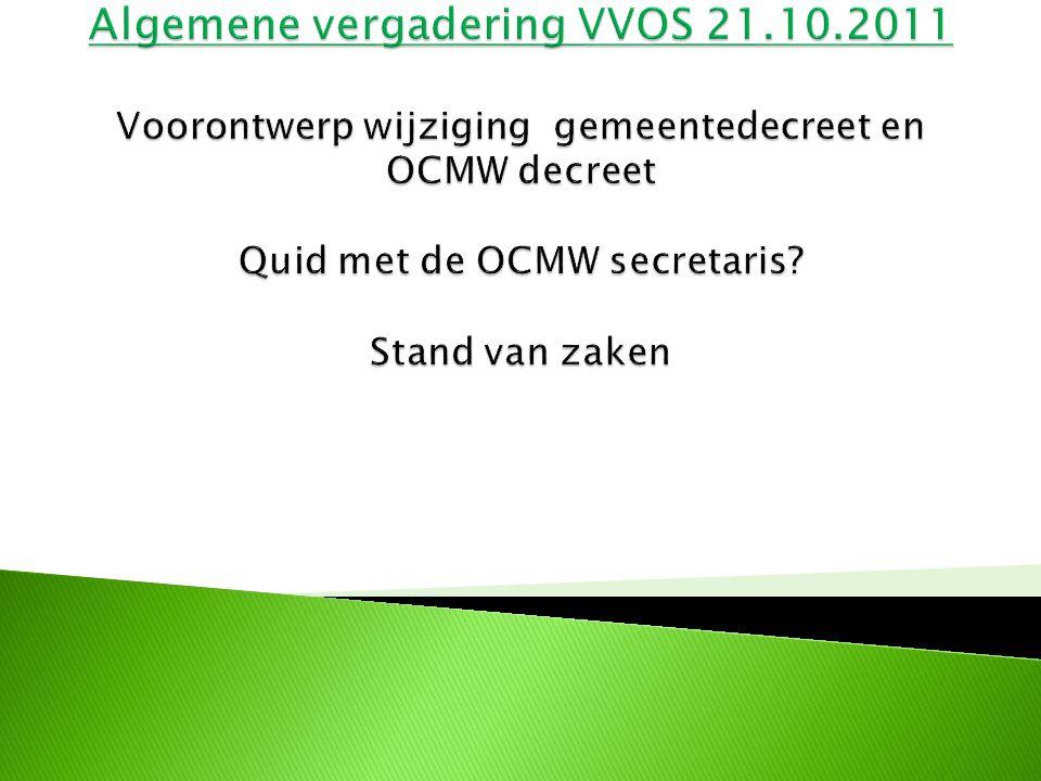  OCMW Decreet: toevoeging artikel 79bis  Art.79bis §1.