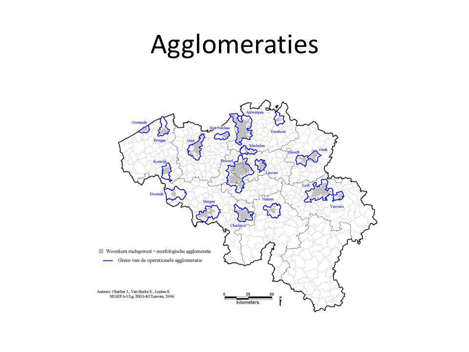Agglomeraties