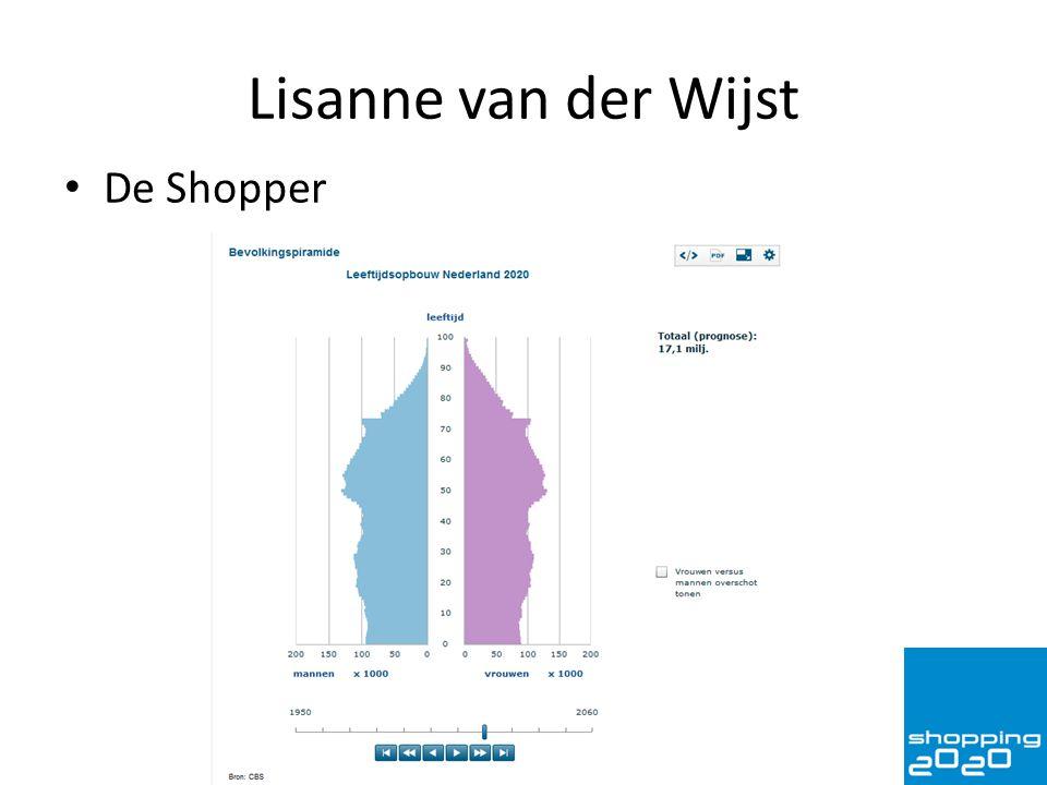 Lisanne van der Wijst De Shopper