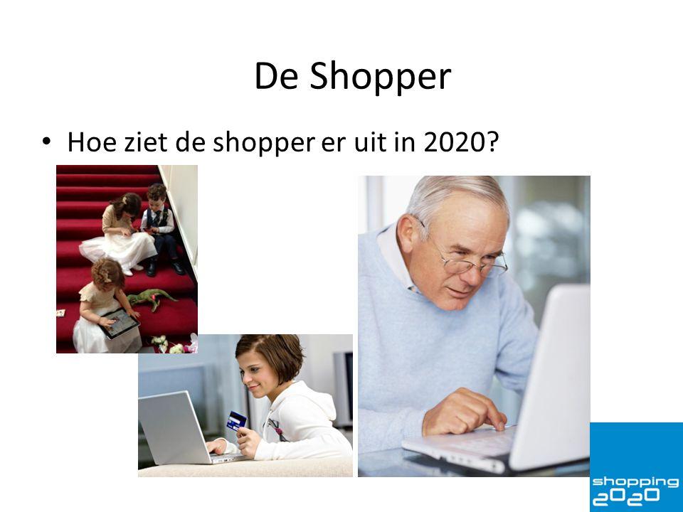 Hoe ziet de shopper er uit in 2020? De Shopper