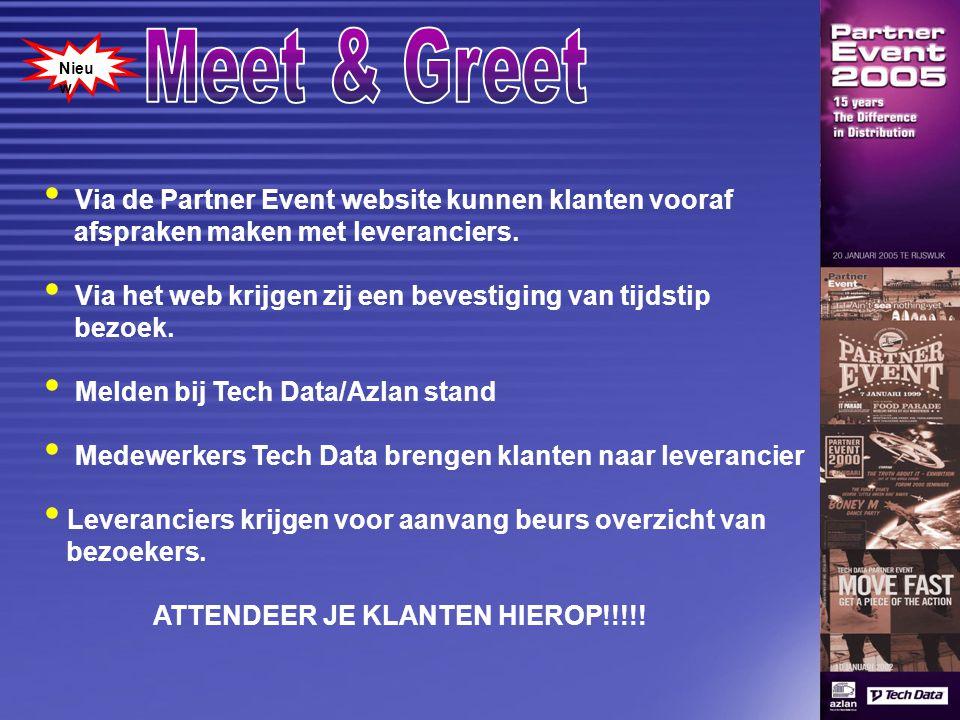Registratie Partner Event d.m.v.