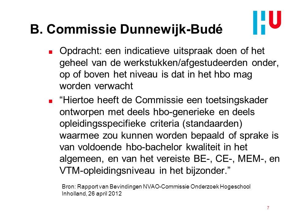 Beoordelingscriteria (standaarden) van de Commissie (1) 1.