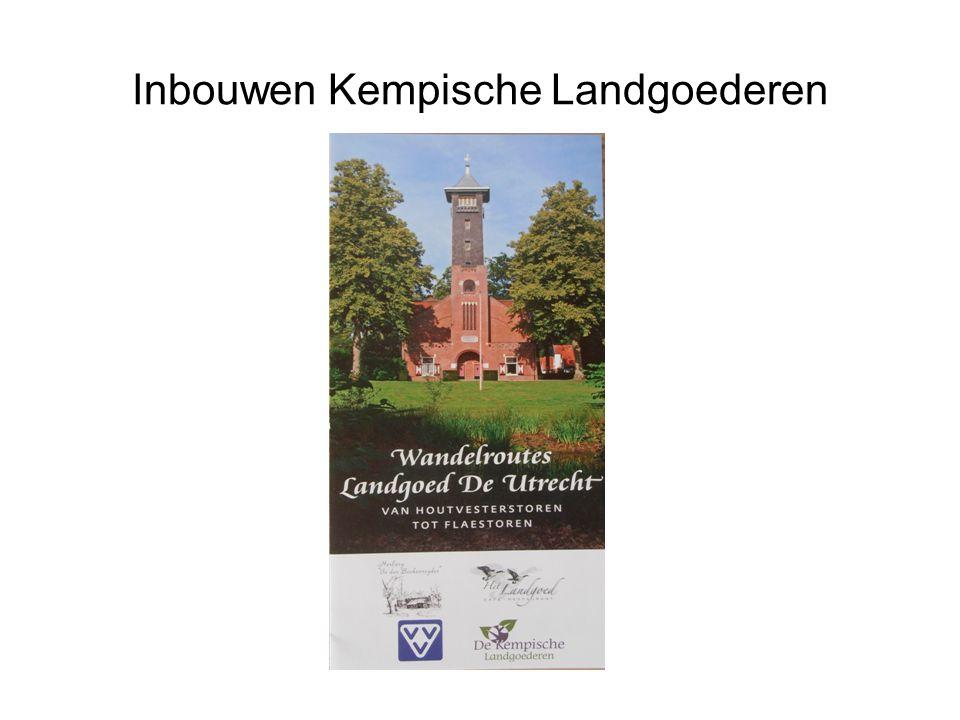 Inbouwen Kempische Landgoederen