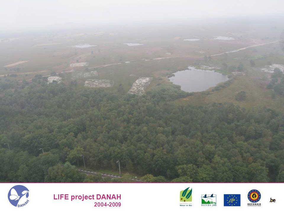 LIFE project DANAH 2004-2009