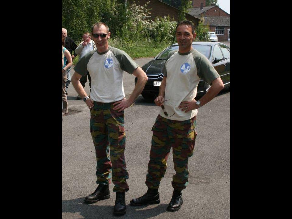 LIFE project DANAH 2004-2009 Kamp Beverlo: inhaaloperatie 2004 – 2009 Naast het terrein: communicatie FORCES in NATURE campagne