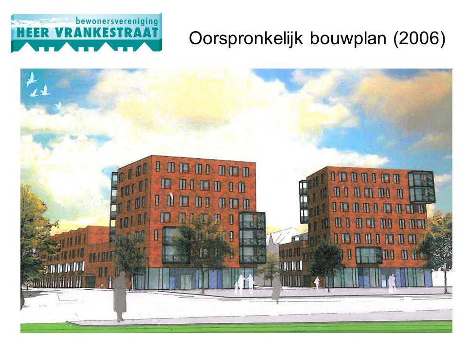 Oorspronkelijk bouwplan (2006)