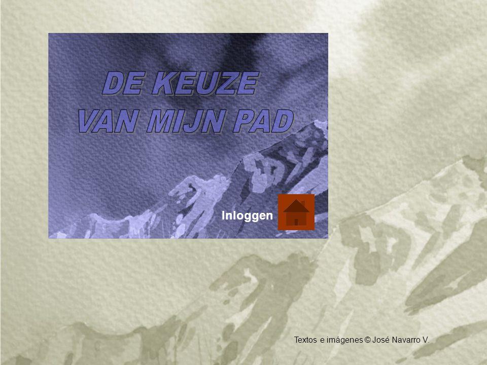 Inloggen Textos e imágenes © José Navarro V.