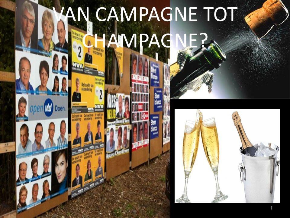 VAN CAMPAGNE TOT CHAMPAGNE? 1