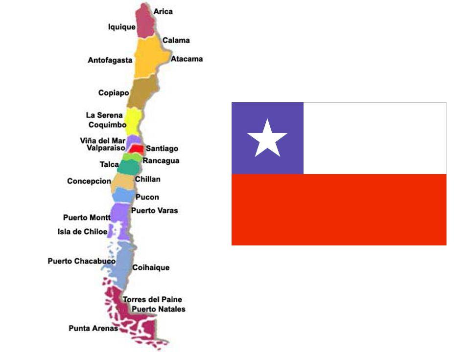 De Indianen noemden dit gebied «tchili Aymara», inheemse woorden die «sneeuw» of «einde van de wereld» betekenen.