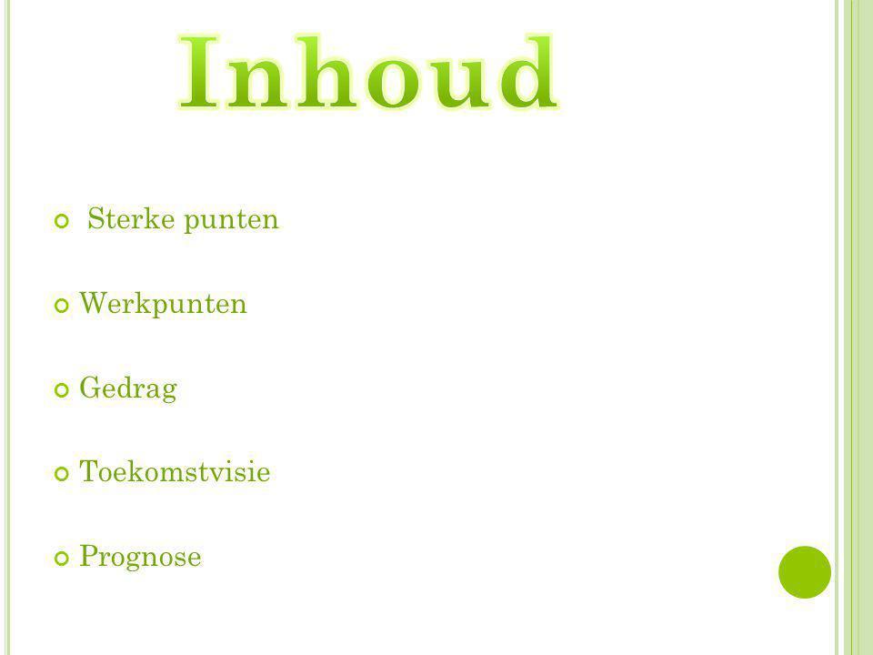 ICT: Word, Excel Leef & Werkmilieu: indeling van een kapsalon Herenkappen: krultang Dameskappen: vlechten, watergolf PAV: Nederlandse taalvaardigheid, rekenvaardigheid, organisatie