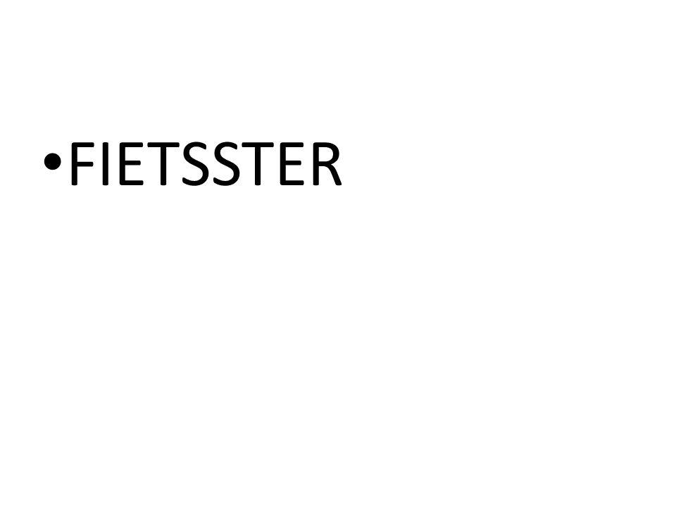 FIETSSTER