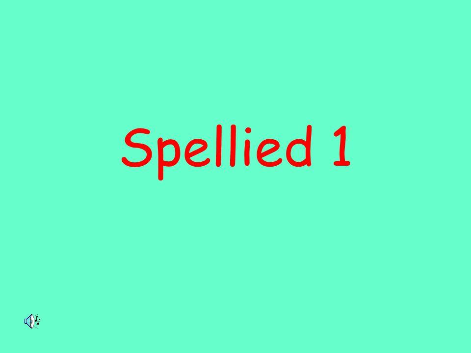 Spellied 1